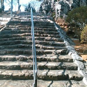 平成三十一年二月、禅師峰寺参詣