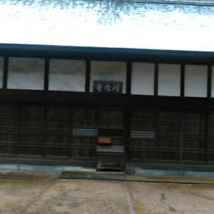 旅の締めくくりとして、雨の中、讃岐の国分寺へ
