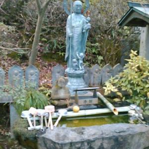四国別格霊場の神野寺(かんのじ)へ行くのは二度目