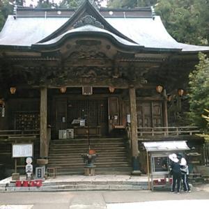 令和元年六月、四国霊場第二十一番札所・太龍寺参詣。