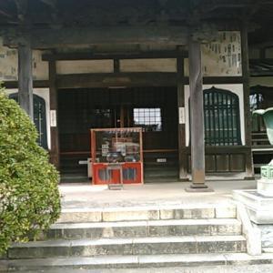 次の目的地は安養院田代寺