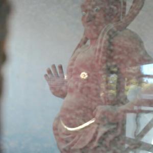 大慶寺(群馬県太田市)の仁王像