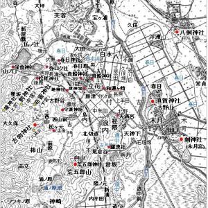 布留神社・龍神社 (鞍手町古門)