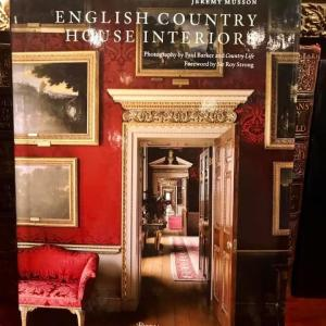 7bookcovers 第3回:English Contry house Interiors