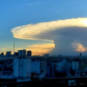 ヘンテコ雲