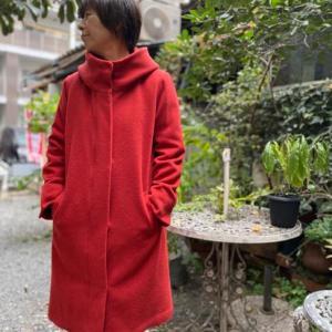 11/30-12/7☆クリスマスアウターフェア☆お買い上げの方全員にフランス製マフラープレゼント