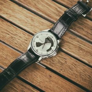 ハミルトン腕時計の評価は?カジュアルにもスーツにも合う腕時計