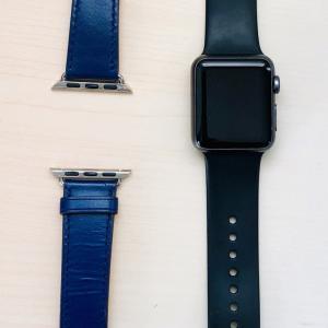Apple Watchの替えベルトをamazonで購入してみた