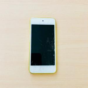 iPod touch第5世代を中古で安く購入。Apple商品は修理しない方がいい?