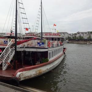 ベトナム~ハノイ・ハロン湾~