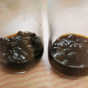 <その後!>コーヒー豆を焼酎で浸けてみた