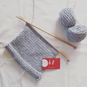eccomin さんのニットのバッグ編んでます 〜こあらさんの手編み工房〜