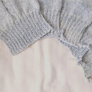 二目ゴム編み止め