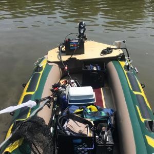 マイボートのインテックス・シーホーク4を紹介します
