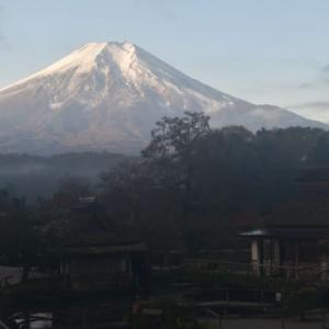 本日の富士山ライブ映像(20191113)