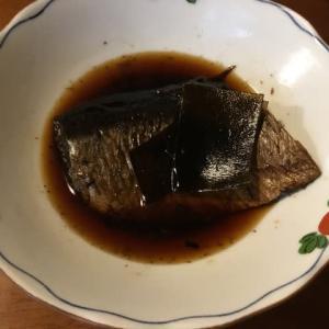 鰊の旨煮と蕎麦豆腐で一杯