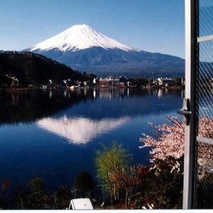 H老大PC3年生の授業「富士山里旅館のご案内」PowerPoint 完成