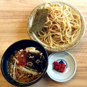 辛つけ麺 太麺(中盛同額 750円)@一陽来福・びんびん亭(相模原市)