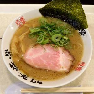 羽釜豚骨らぁ麺(820円)@麺屋庄太 イオン橋本店(相模原市)