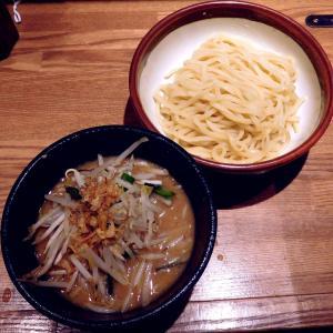 つけ麺 白(800円)@ラーメン 花木流味噌(八王子市)