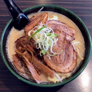 味噌チャーシューめん(1,000円)@めんや 蔵(八王子市)