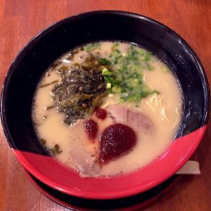 特製博多らーめん(600円)@西海製麺所 聖蹟桜ヶ丘店(多摩市)