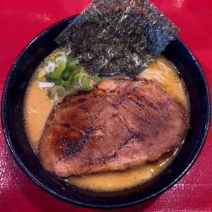 味噌(中盛同額 840円)太麺@濃厚らーめん 極壱(八王子市)