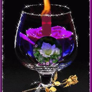 可愛いバラの花で画像遊びです~
