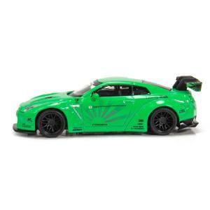 予約開始 MINI GT LB GT-R 新作は日本未発売のグリーン フィリピン限定です。