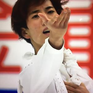 NHK杯 男子ショート