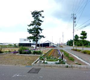 福島町の「一本松きらく園」