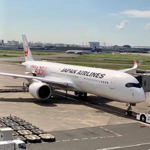 【改悪】JAL国内線航空券、必要マイル数が増加。例えば、羽田那覇だと片道410マイルアップ。