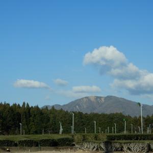 強風の入道ヶ岳 北尾根・二本松コース