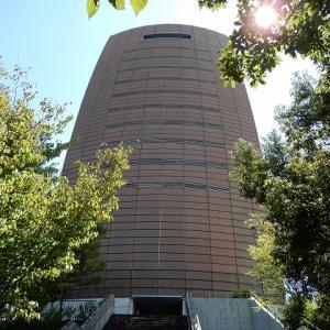 平和公園アクアタワーの大パノラマ