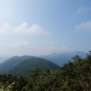 伊吹北尾根ゆるゆるハイキング  国見岳~御座峰