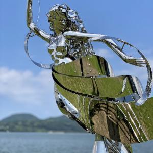 東郷湖畔の3拍子揃った停泊できる公園「めぐみのゆ公園」(鳥取県湯梨浜町)