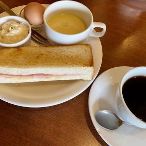 名古屋でモーニングを食べるなら一宮で「CAFE・FIVE」(愛知県一宮市)