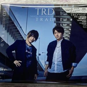 『TRAD』と『劇場版 鬼滅の刃 無限列車編』が届きました!!