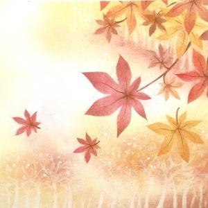 幻想的な秋のリベンジ