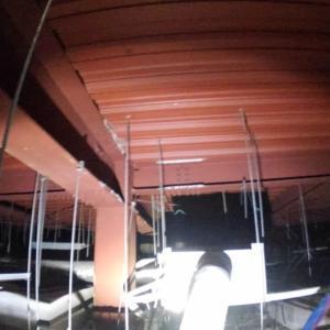 雨漏り診断士が行く・・・・・まだ、沖縄の鉄板屋根は暑い・・・・・