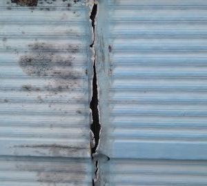 雨漏り診断士が行く・・・沖縄木造住宅の雨漏り例・・・・