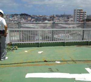 そろそろ、梅雨明け? 沖縄の暑い夏に冷やし塗料はいかがでしょうか・・・・・