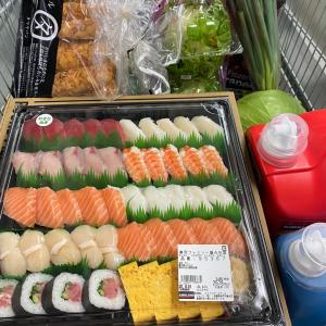 今回のお楽しみ韓国食材