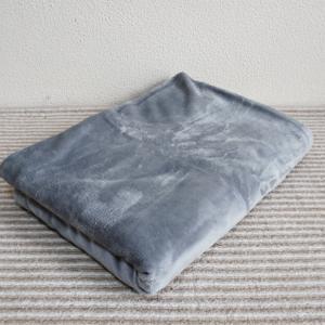 EMMEのマイクロファイバー毛布をレビュー ~ 上品な質感と扱いやすさが強み
