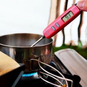 Haborのクッキング温度計をレビュー | 5秒で計測できる優れモノ