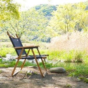 Naturehike コンパクトフォールディングチェアをレビュー | 作業しやすい座り心地