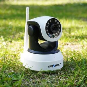 キャンプの防犯対策に監視カメラ! GENBOLTの警告・動体検知・暗視で安心