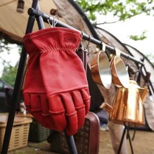 【先行レビュー】山羊革のアウトドア手袋「Elmer Joy」は柔らかく作業しやすい!