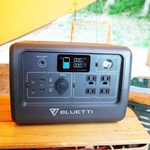 【レビュー】BLUETTI EB70 安全・長寿命の「リン酸鉄リチウム電池」が強み