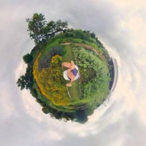 PanoClipのSNAP-ON 360°LENSをレビュー | iPhoneで全方向の写真が撮れるカメラレンズ